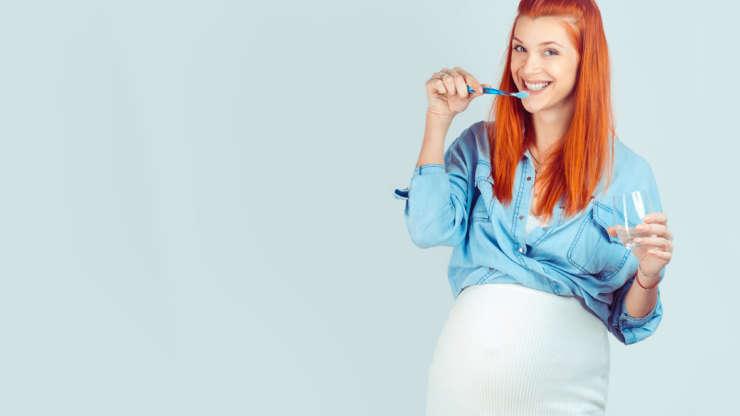 Îngrijirea dinților în perioada sarcinii